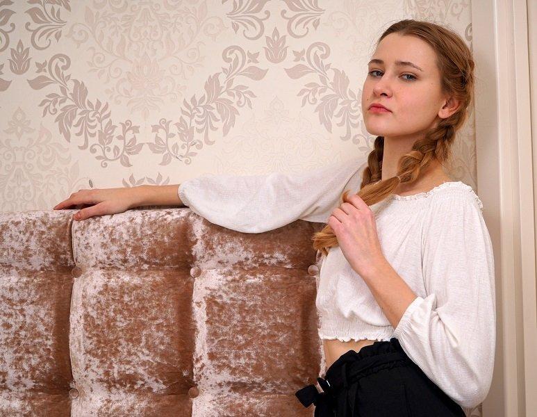 Fickrige Studentin Ida aus Nordrhein-Westfalen,Deutschland